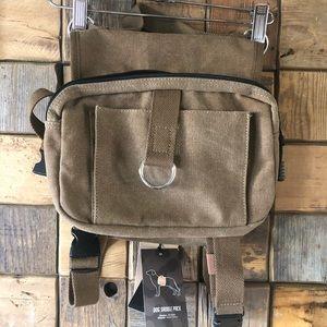 NWT 🎁Onetigris🎁 Dog Saddle Bag